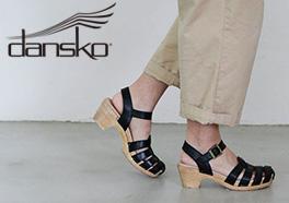 DANSKO/ダンスコ/サンダルの画像