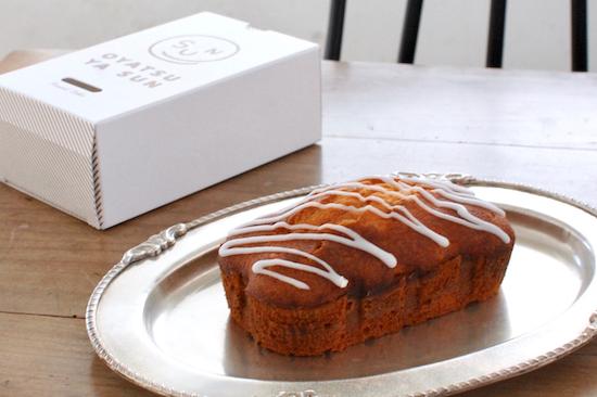「週末を楽しむ特別なおやつ」はちみつレモンケーキの商品写真