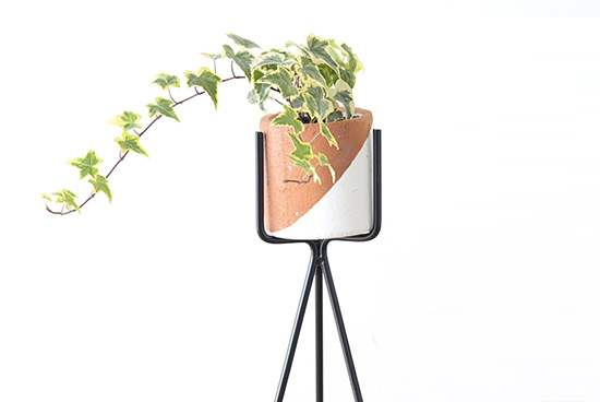 植木鉢スタンド