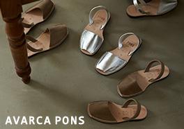 AVARCA PONS/アヴァルカ・ポンズの画像