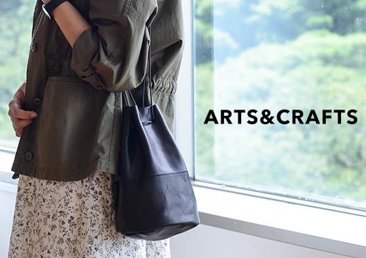 ARTS&CRAFTS/レザー巾着の画像
