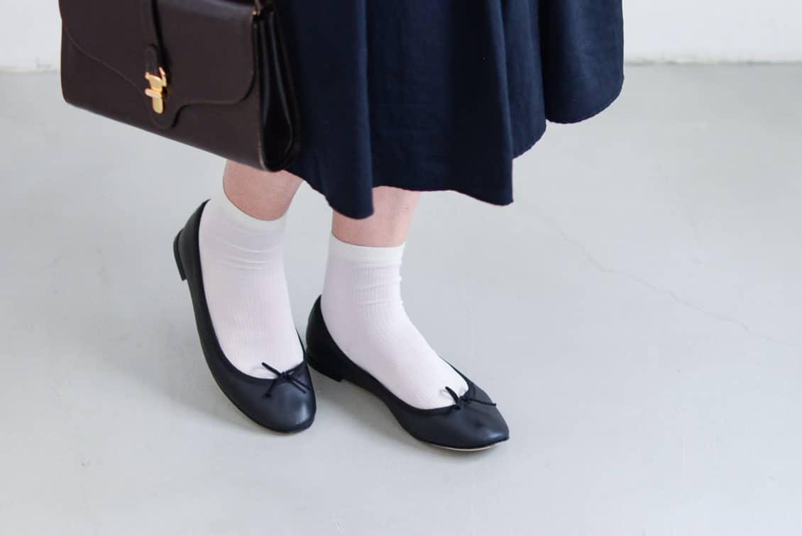 【次回入荷未定】repetto/レペット/バレエシューズ/ブラック(サイズ39)の商品写真