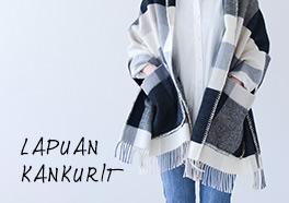 LAPUAN KANKURIT / ショールの画像