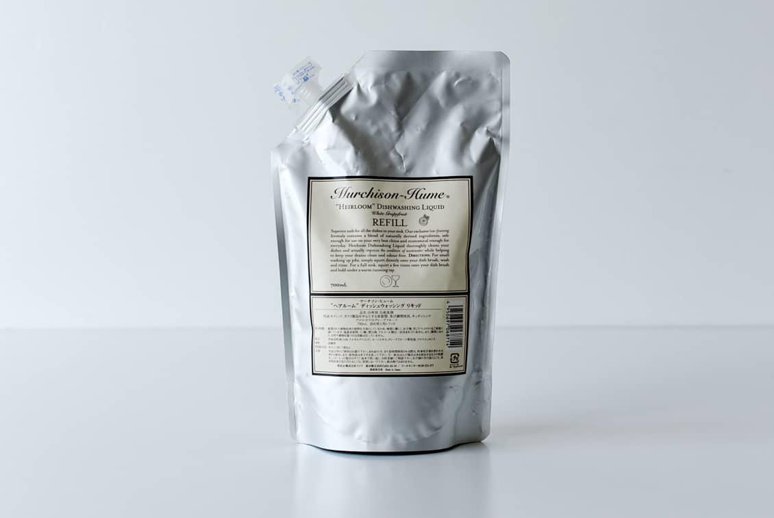 Murchison Hume/ディッシュウォッシングリキッド/詰め替え/食器用洗剤の商品写真