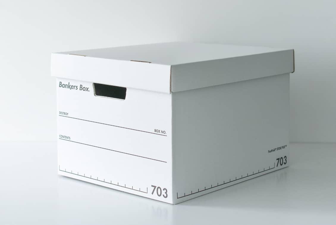 Fellowes/BankersBox/バンカーズボックス(レギュラーサイズ)の商品写真
