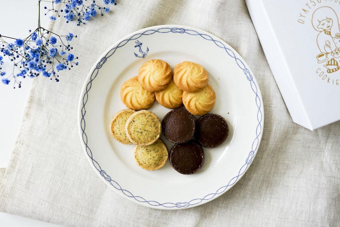 【お一人様3個まで】「花束のような特別なおやつ」クッキーボックスの商品写真