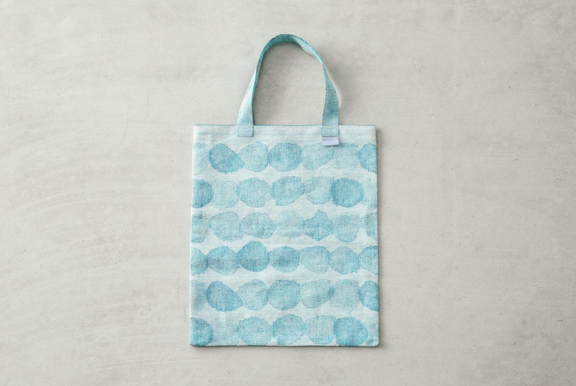 LAPUAN KANKURIT/SADEKUURO(サデクーロ)/トートバッグ/ブルーの商品写真