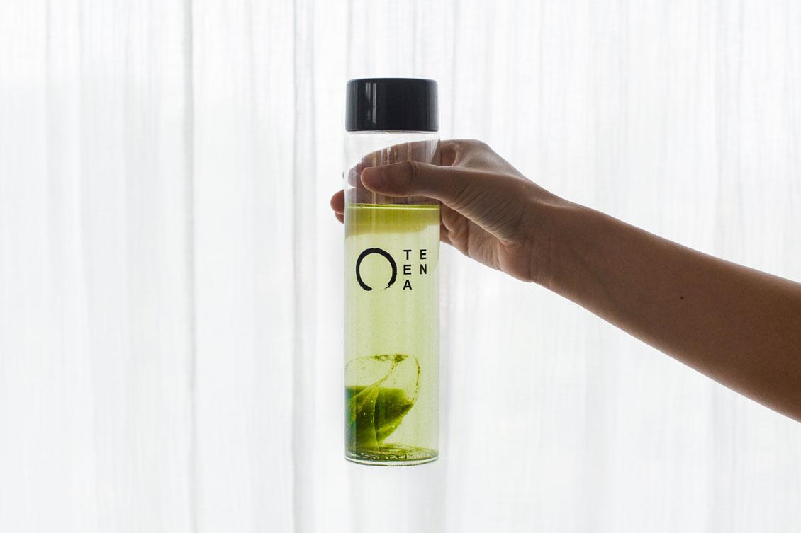 EN TEA/クリアボトル(450ml)の商品写真