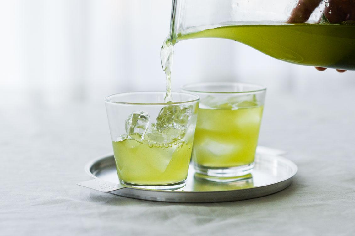 EN TEA/水出し緑茶/ゆず(ティーバッグ7個入り)の商品写真