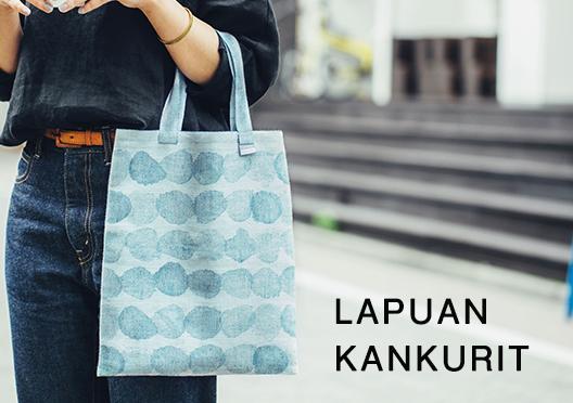 LAPUAN KANKURIT/SADEKUURO/トートバッグ・ポーチの画像