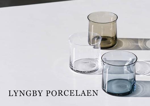 LYNGBY PORCELAEN/リュンビューポーセリン/グラスの画像