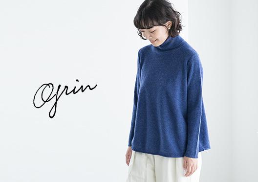 grin/グリン/ニットの画像