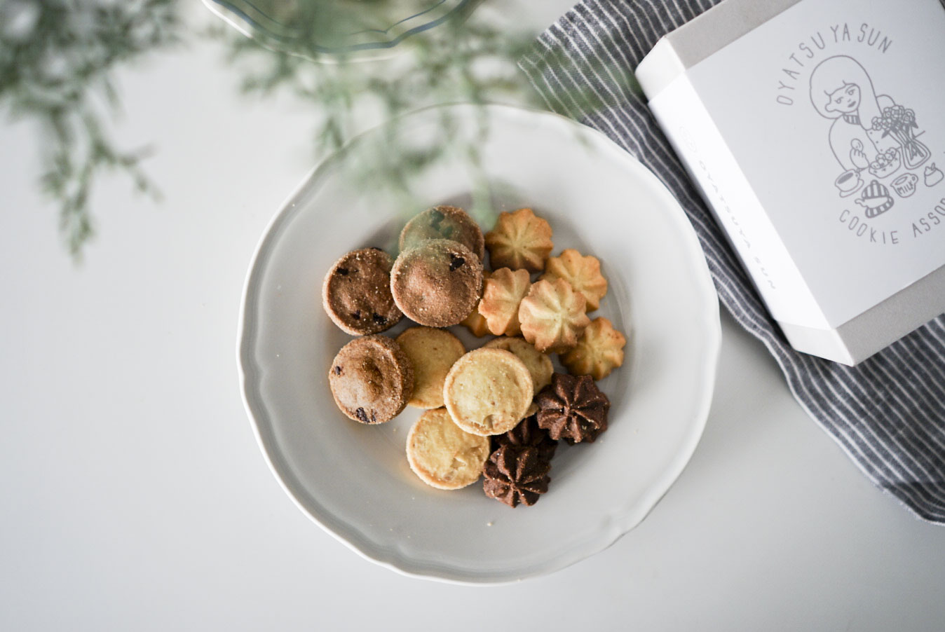【今季終了】クリスマスの特別なクッキーボックスの商品写真
