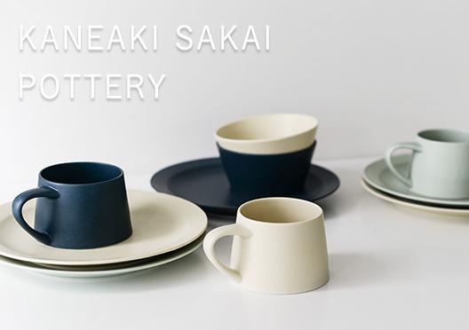 KANEAKI SAKAI POTTERY/カネアキサカイポタリー/食器の画像