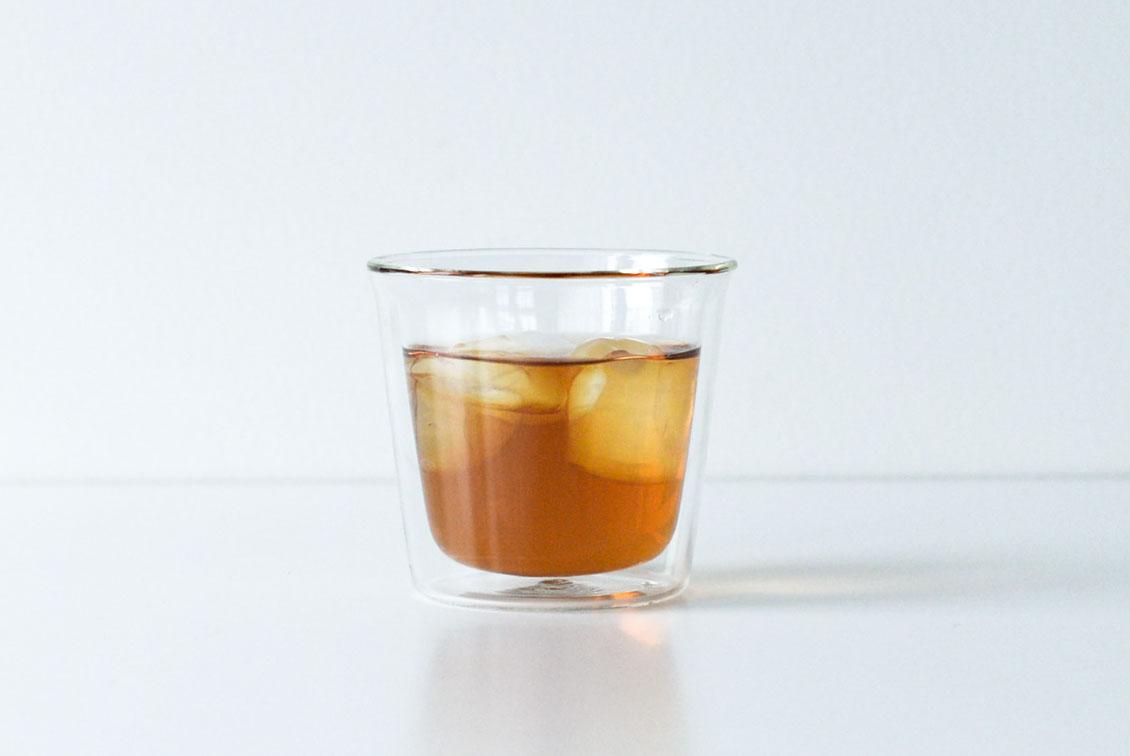 KINTO/ダブルウォール耐熱グラス/スモール(250ml)の商品写真