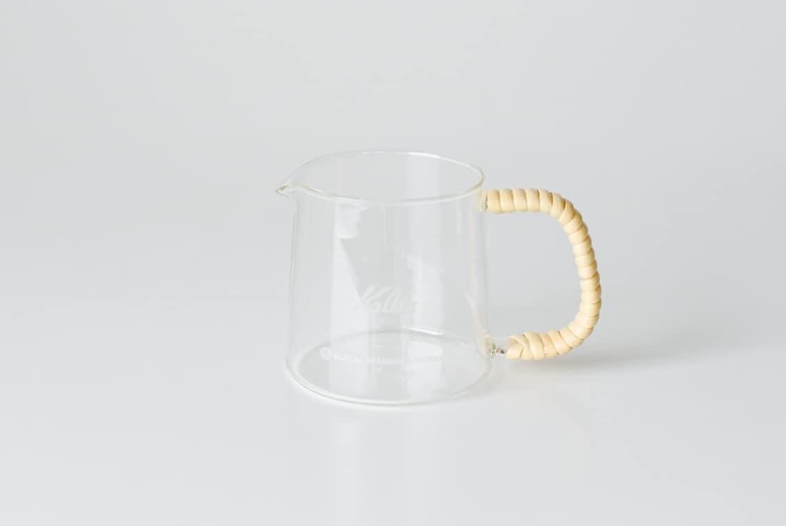 GSP/ラタンのコーヒーサーバー/400mlの商品写真