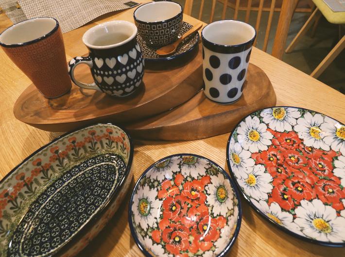 CERAMIKA ARTYSTYCZNA 陶器(マグカップ・ボール・プレート等))¥1,620〜