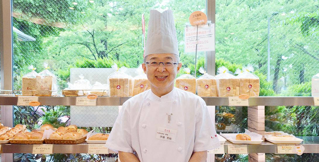 【聞くまち・上杉】住宅街とオフィス街の交差点で「日常の美味しさ」作るパン屋さん