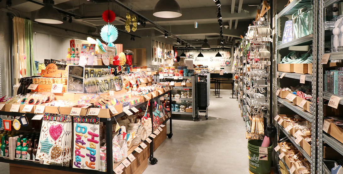 【NEW OPEN】オーサムストア(AWESOME STORE) 仙台一番町店で人気の定番生活雑貨7選