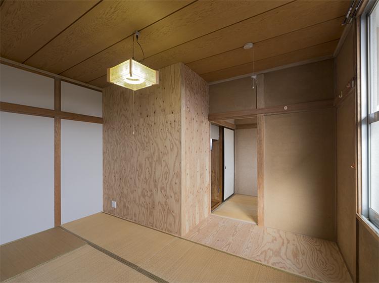 おいしさをシェアする暮らし 部屋4