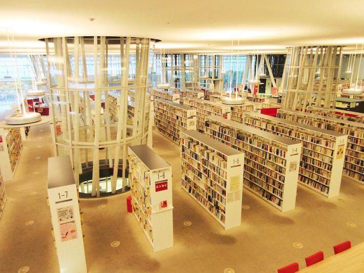 画像提供:仙台市民図書館