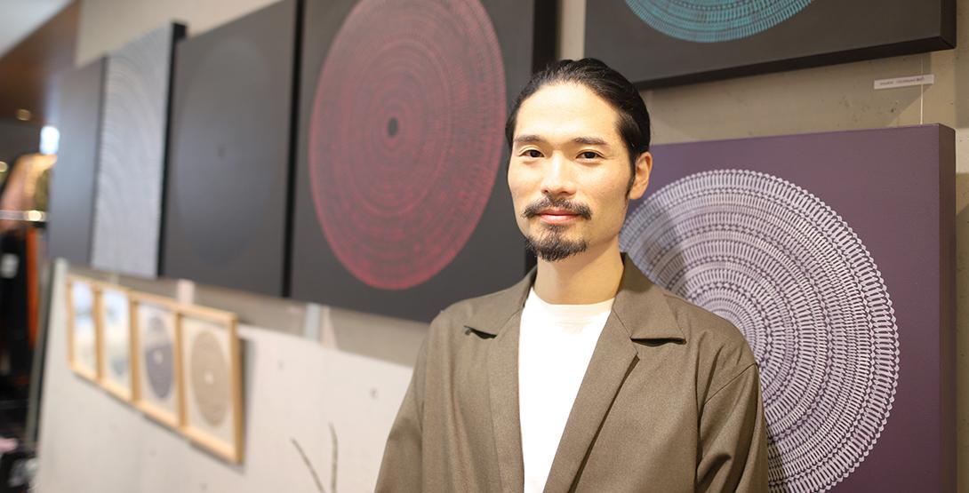 """RYO KOIZUMI Exhibition """"en"""""""