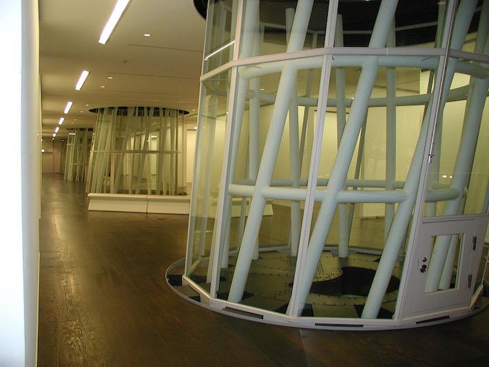せんだいメディアテーク 5階 ギャラリー3300(a,b,c)