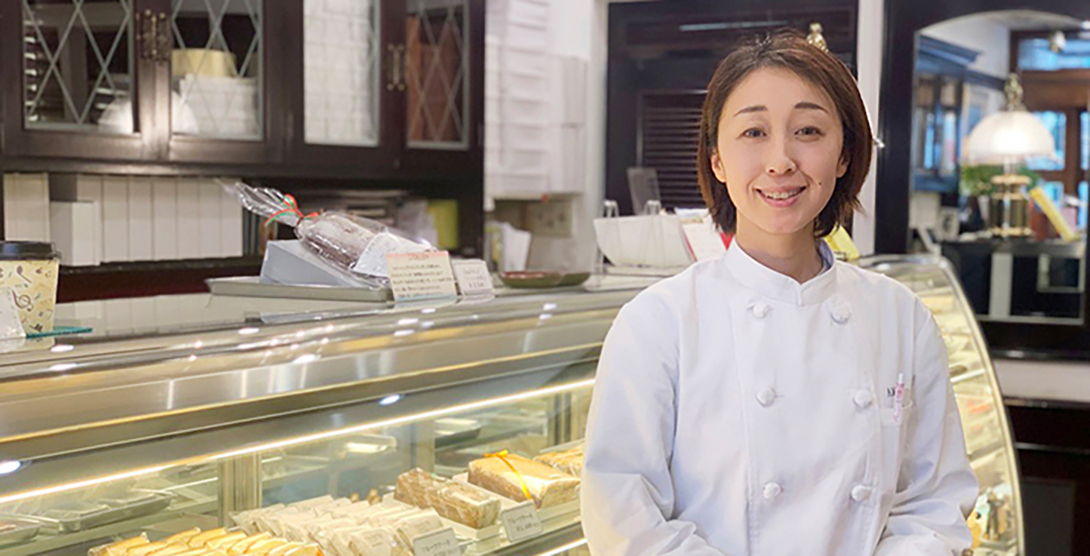 【聞くまち・立町】移り変わる定禅寺通で、変わらない味の洋菓子を