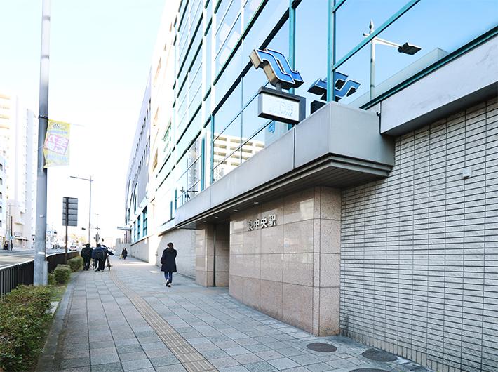 仙台市営地下鉄南北線「泉中央駅」