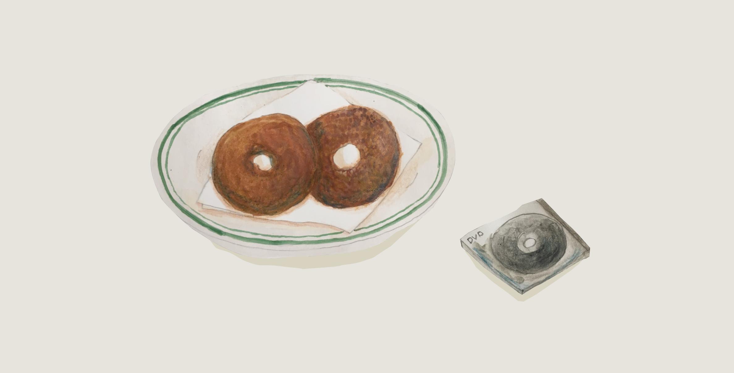 くらしとおやつ お家で揚げたてドーナッツ