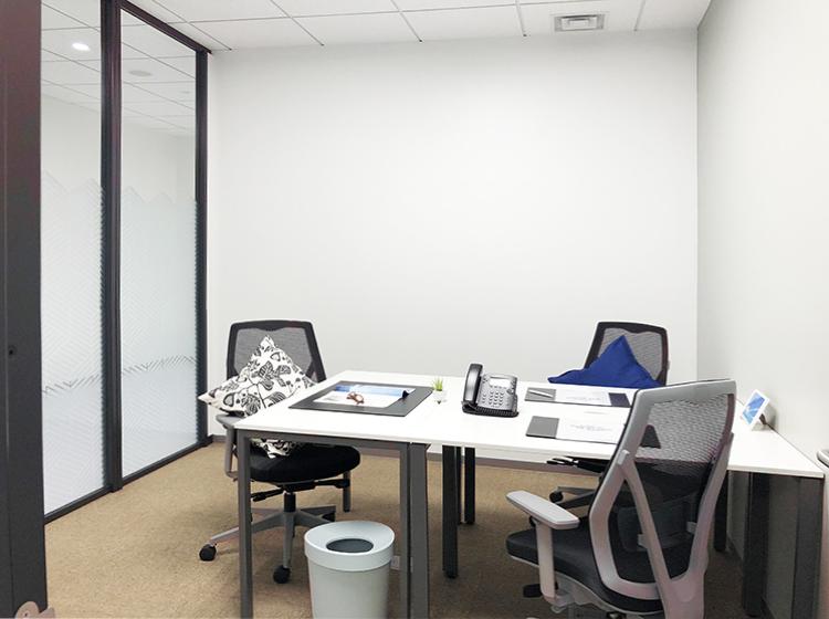 SPACES 個室オフィス 3人用
