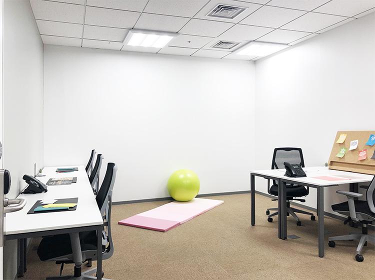 SPACES 個室オフィス 5人用