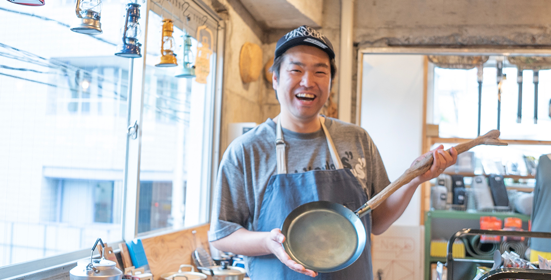 仙台の人気アウトドアショップ店長が選んだ、キャンプご飯がもっと楽しくなるアイテム7選!