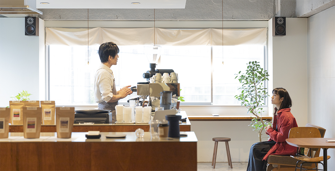 北仙台「Quiet Corner(クワイエットコーナー)」で過ごす、心安らぐカフェタイム
