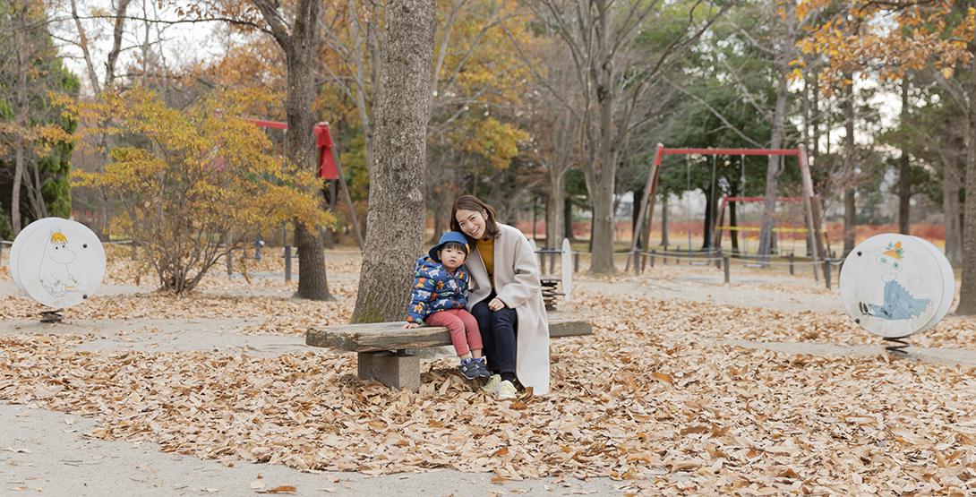 七北田公園 キートス広場で遊んできました