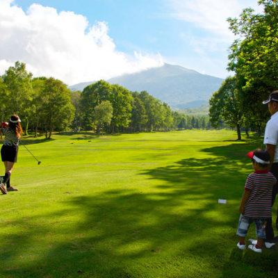 Summer Golf