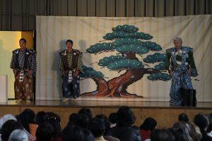 5/3「ザ・学校狂言」公演、満席になりました。