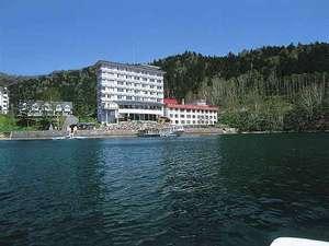 然別湖畔温泉ホテル風水S010127