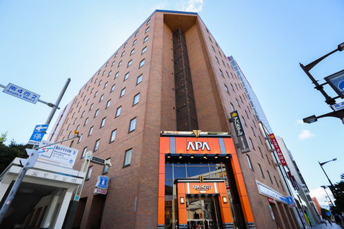 アパホテル<札幌すすきの駅前>S010171