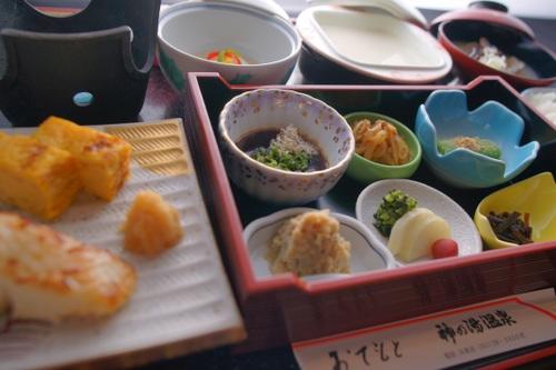 平日限定★和定食【和室朝食付プラン】観光で遅くなり、ぶらり旅にも最適、遅到着もOK♪