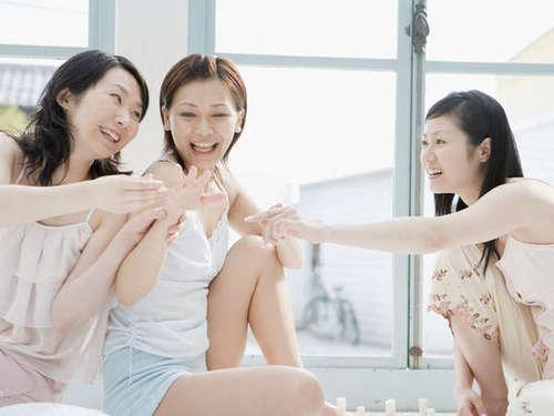 【温泉女子旅】ケーキ&カクテル付き♪露天風呂付客室でちょっと贅沢な旅/ビュッフェ