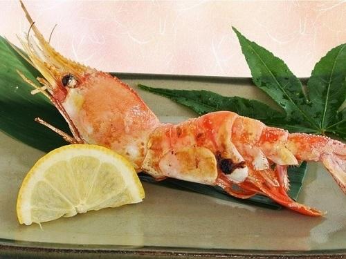 【牡丹海老三昧付き】海老好き大歓迎★3種の調理方法で牡丹海老を堪能!/ビュッフェ ★2名迄★