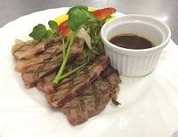 ■【上州名物を堪能☆】「上州牛ステーキ」に舌鼓♪♪夕食グレードアップ♪♪