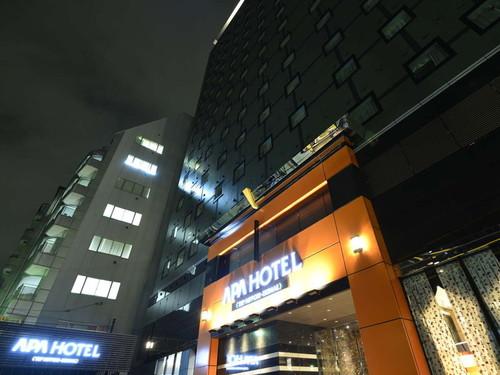 アパホテル<TKP日暮里駅前>S130762