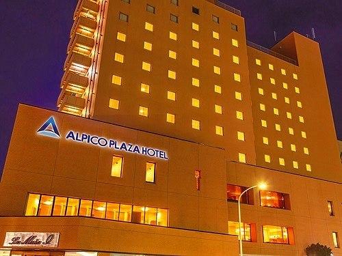 アルピコプラザホテルS200930