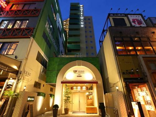 ホテルウィングインターナショナルセレクト名古屋栄S230337