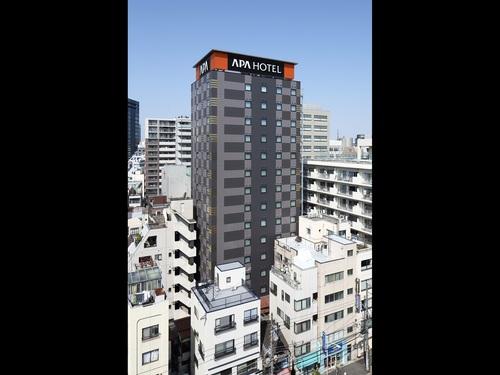アパホテル<上野 稲荷町駅北>全室禁煙S130861