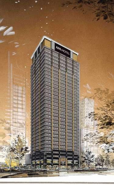 アパホテル&リゾート<御堂筋本町駅タワー>S270408