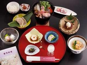 【水戸藩400年の輝き】黄門料理プラン   【ご当地キャラ応援!】ご当地自慢!