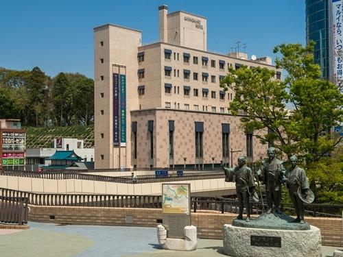 【シンプルステイ】素泊まりプラン  ☆水戸駅北口から徒歩2分の好立地